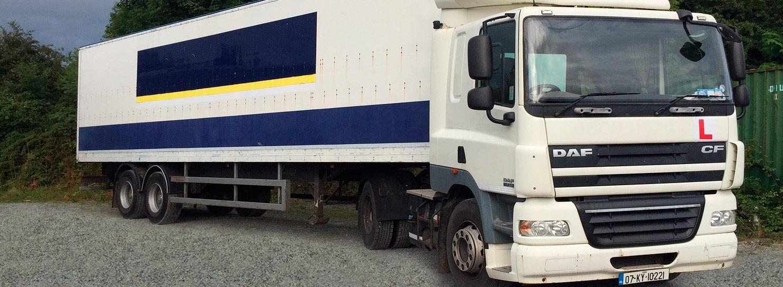Arctic truck lessons Killarney